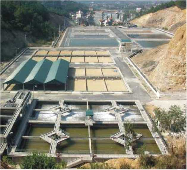 Drainage and Wastewater Treatment